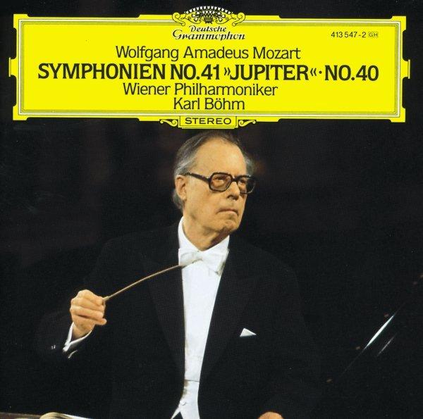 Mozart: Symphonies No 41