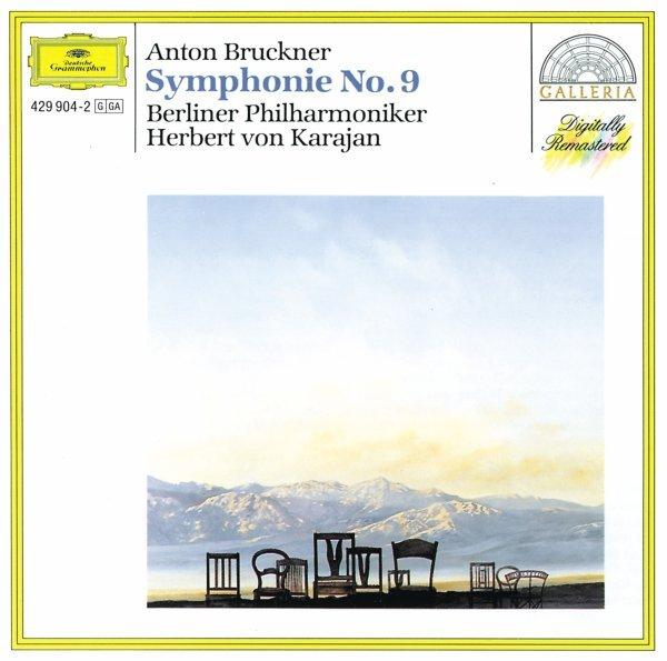 Bruckner: Symphony No.9 di Berliner Philharmoniker, Herbert von ...