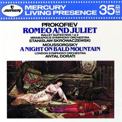 Prokofiev: Romeo and Juliet - Suites Nos. 1 & 2 / Mussorgsky: A Night on the Bare Mountain