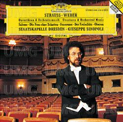 Weber / Strauss: Overtures & Orchestral Music