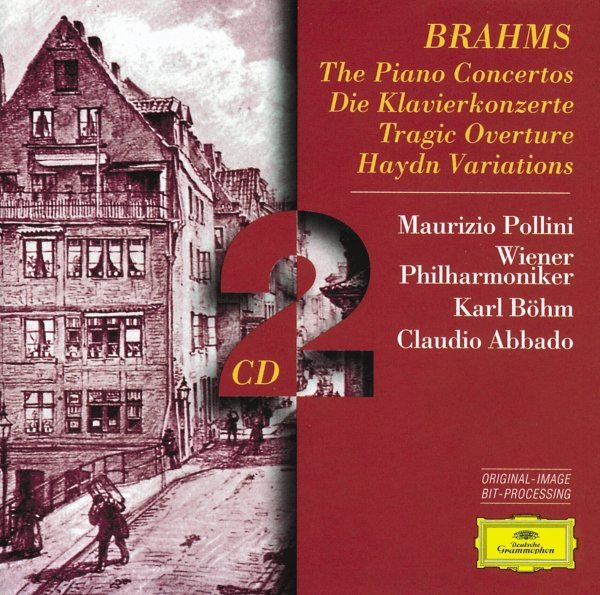 Brahms: The Piano Concertos; Tragic Overture; Haydn Variations
