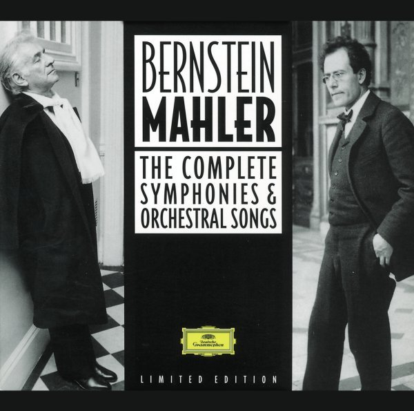Mahler: The complete Symphonies & Orchestral Songs