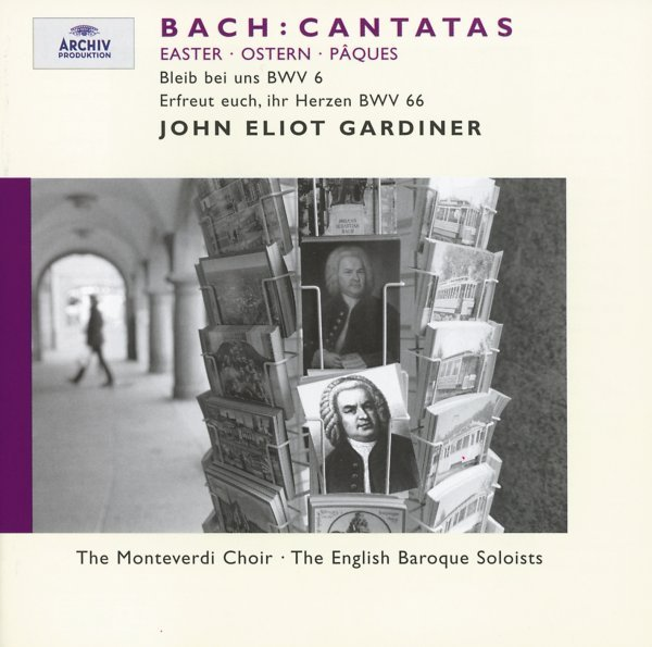Bach, J.S.: Easter Cantatas BWV 6 & 66