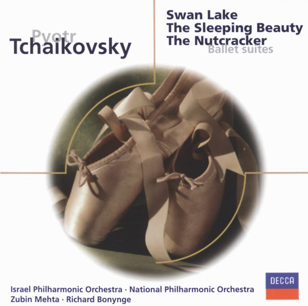 Tchaikovsky: Swan Lake; Sleeping Beauty; The Nutcracker - Ballet Suites