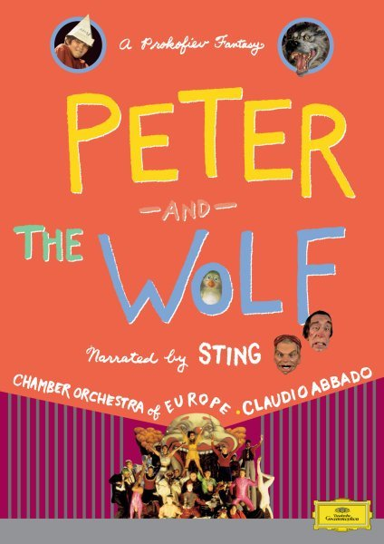 Prokofiev: Peter and the Wolf - A Prokofiev Fantasy