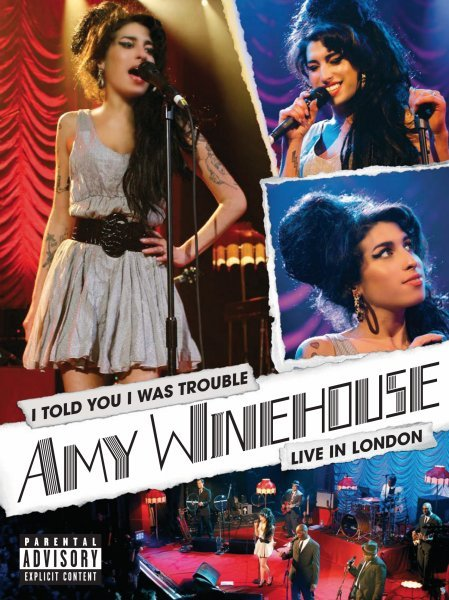 I Told You I Was Trouble - Amy Winehouse Live In London