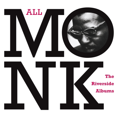 ALL MONK - slipcase (containing 4 multipacks)