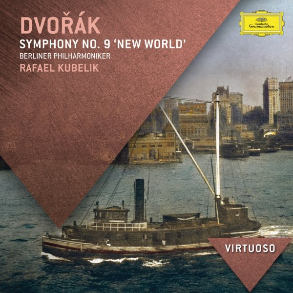 "Dvorak: Symphony No.9 ""New World"""
