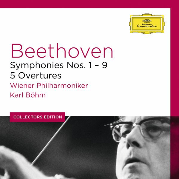 Beethoven: Symphonies Nos.1 - 9; 5 Overtures