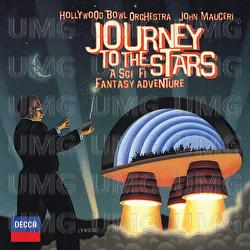 Journey To The Stars - A Sci Fi Fantasy Adventure