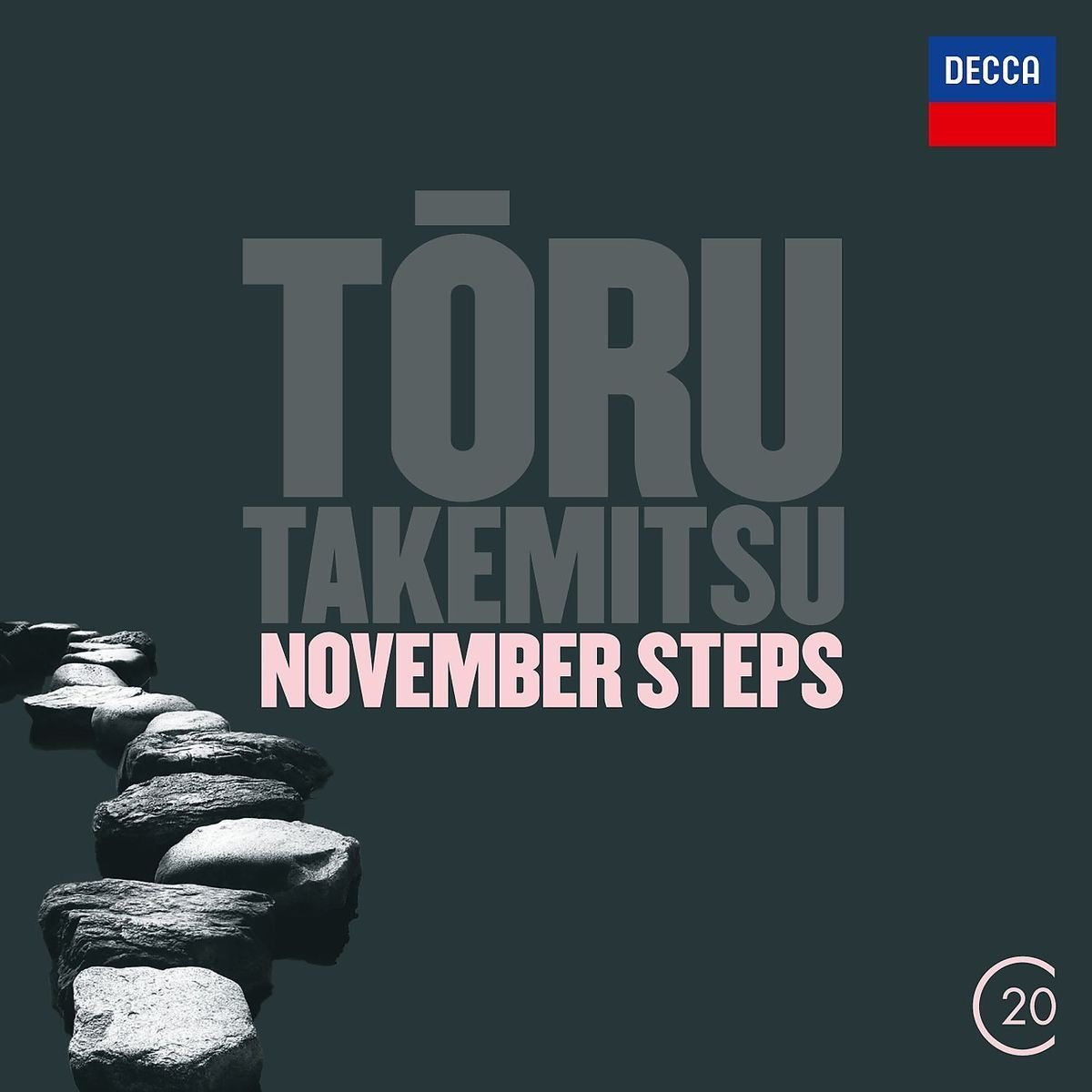 Takemitsu: November Steps; Viola Concerto; Corona