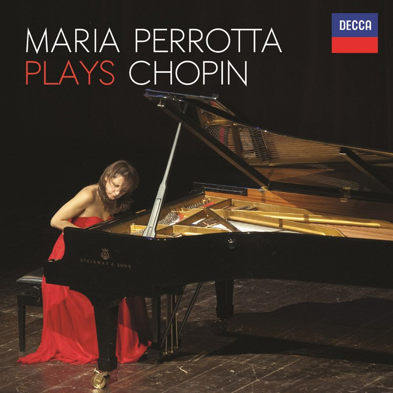 Maria Perrotta Plays Chopin