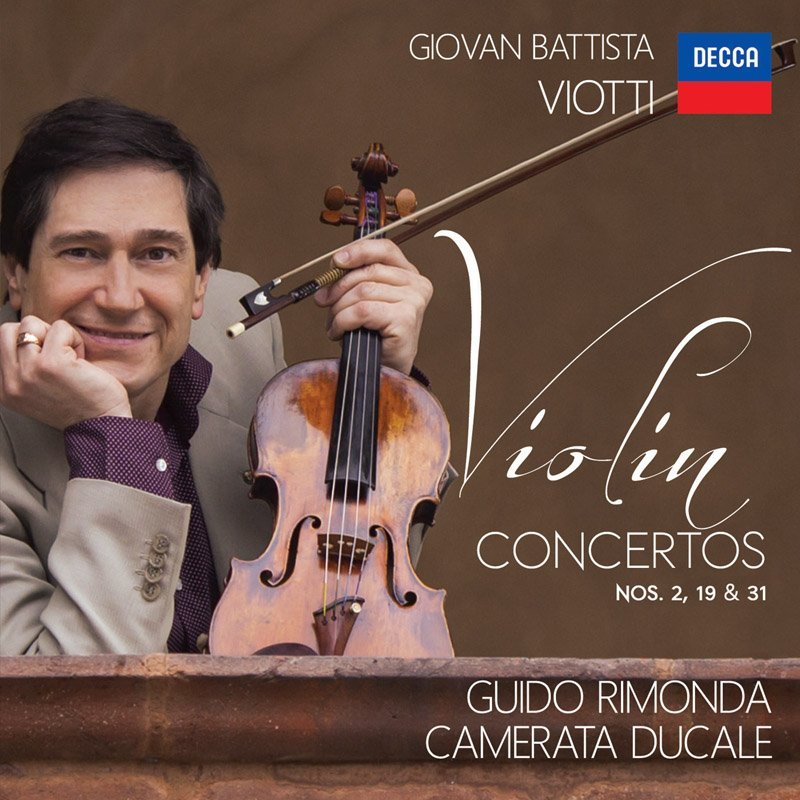 Viotti: Violin Concertos Nos. 19, 31 And 2