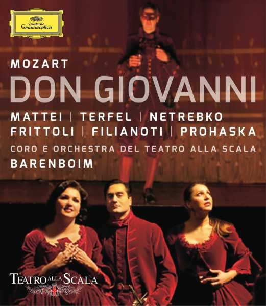 Mozart: Don Giovanni, K.527