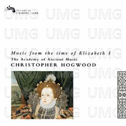 Music from the Time of Elizabeth I