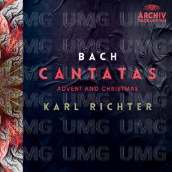 J.S. Bach: Cantatas - Advent and Christmas