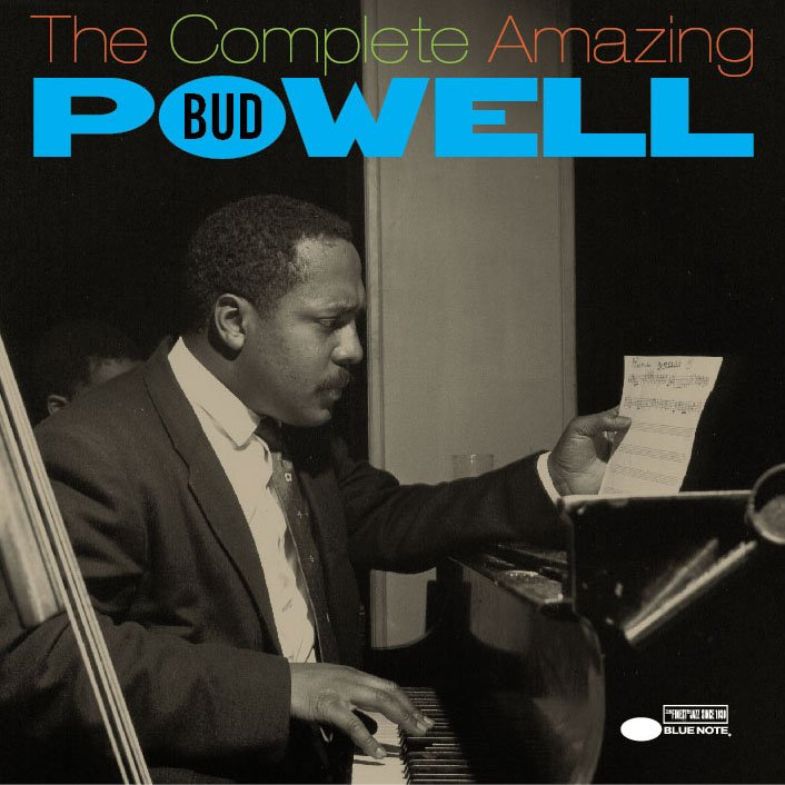 The Complete Amazing Bud Powell