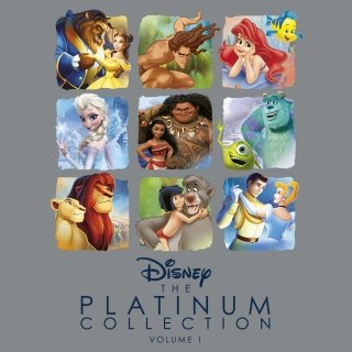 Disney: The Platinum Collection Vol. 1