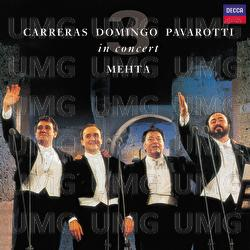 The Three Tenors – In Concert – Rome 1990