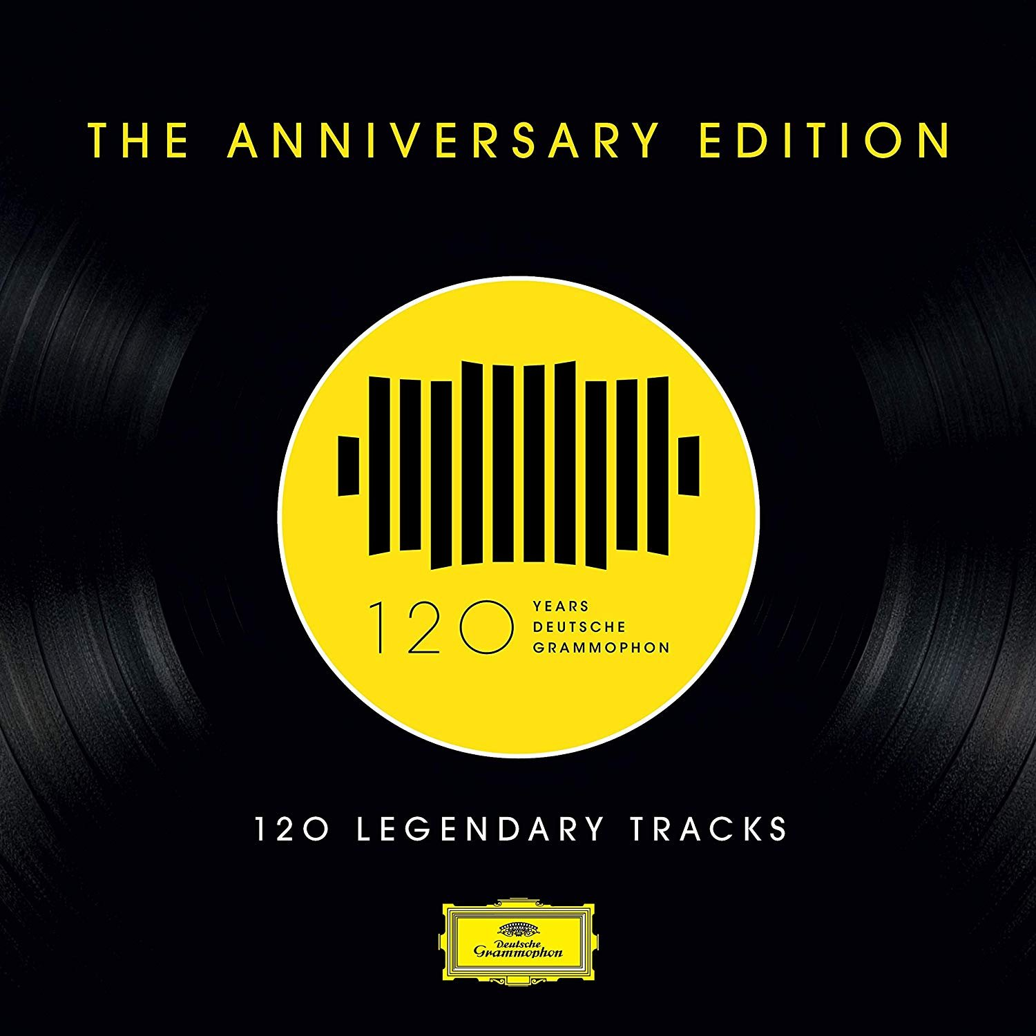 The Anniversary Edition – 120 Legendary Tracks