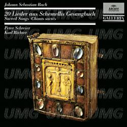 Bach 333: 20 Sacred Songs From Schemelli's Songbook