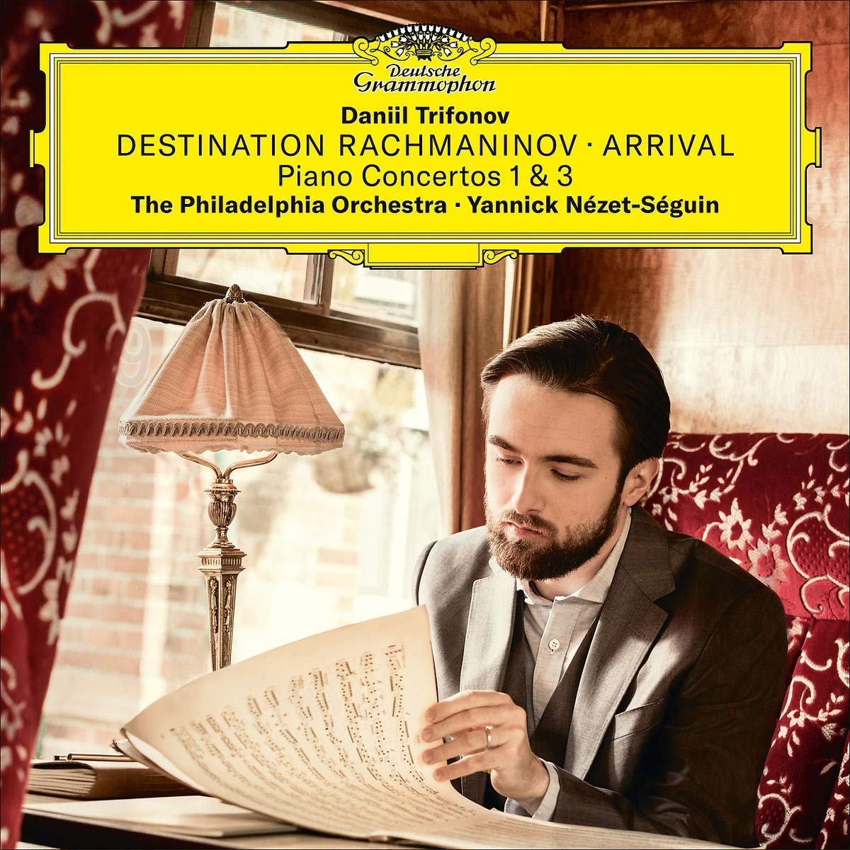 Destination Rachmaninov: Arrival