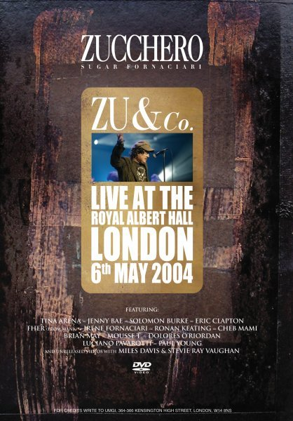 ZU & Co. / Live At The Royal Albert Hall