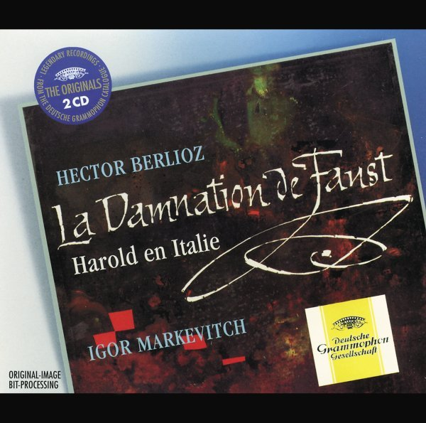 Berlioz: The Damnation of Faust; Harold in Italy