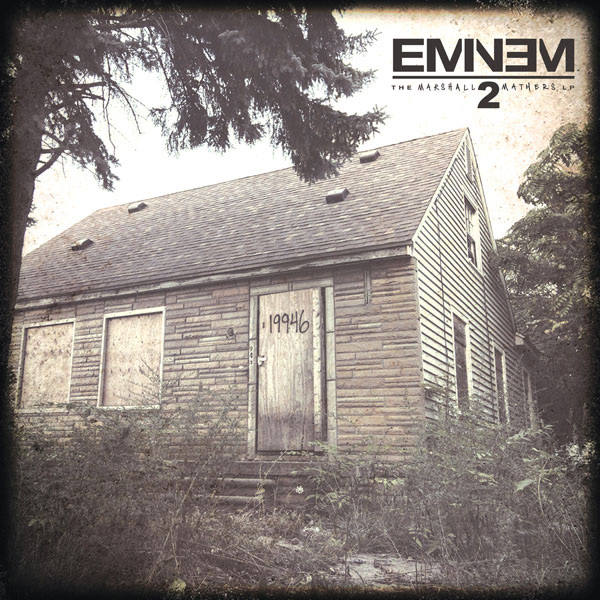 "EMINEM: da oggi finalmente il nuovo album ""The Marshall Mathers LP2"""