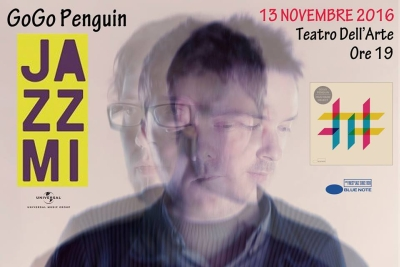 Domenica i GoGo Penguin al JAZZMI: all'ora dell'happy hour, il trio del momento!