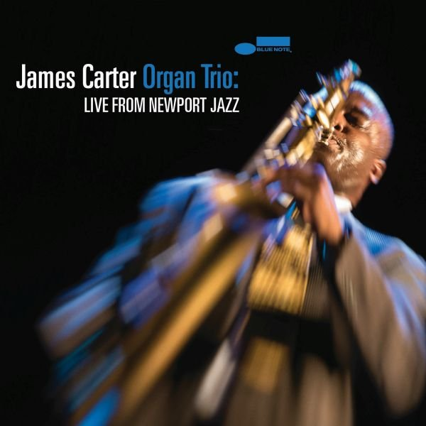 "James Carter debutterà su etichetta Blue Note con ""Live From Newport Jazz"""