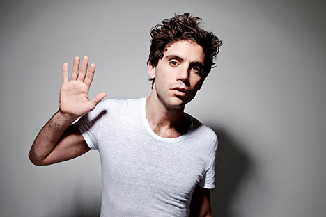 Mika incontra i fan italiani su Google+