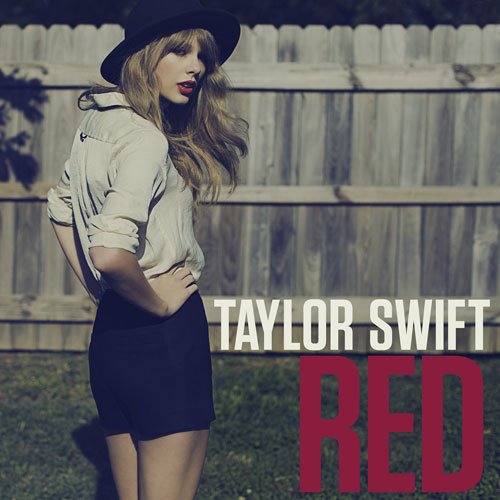 "Taylor Swift: disponibile su iTunes il nuovo brano ""Red"""