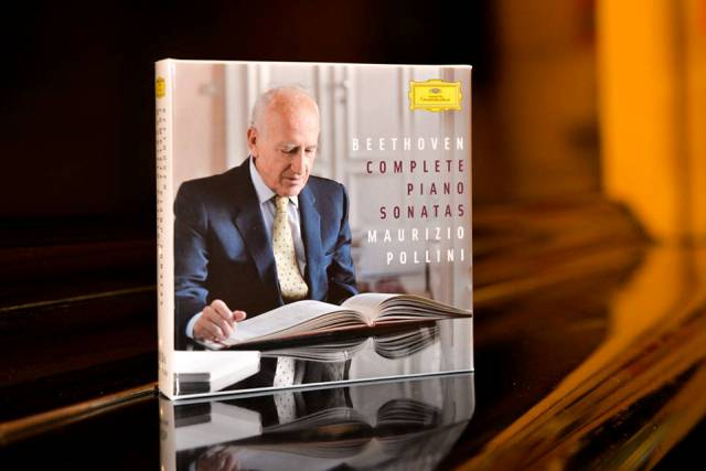 Per la prima volta Pollini in classifica pop