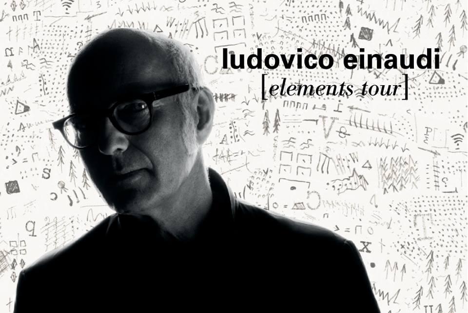 Elements è il nuovo album di Ludovico Einaudi