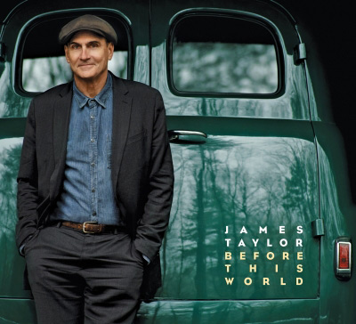 Intervista a JAMES TAYLOR su 'BUSCADERO'