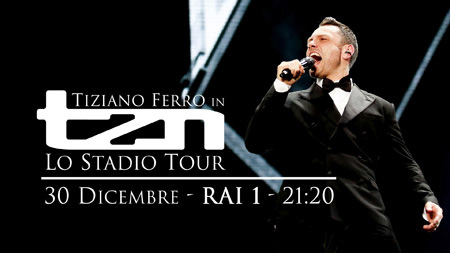 TIZIANO FERRO - THE BEST OF LO STADIO TOUR